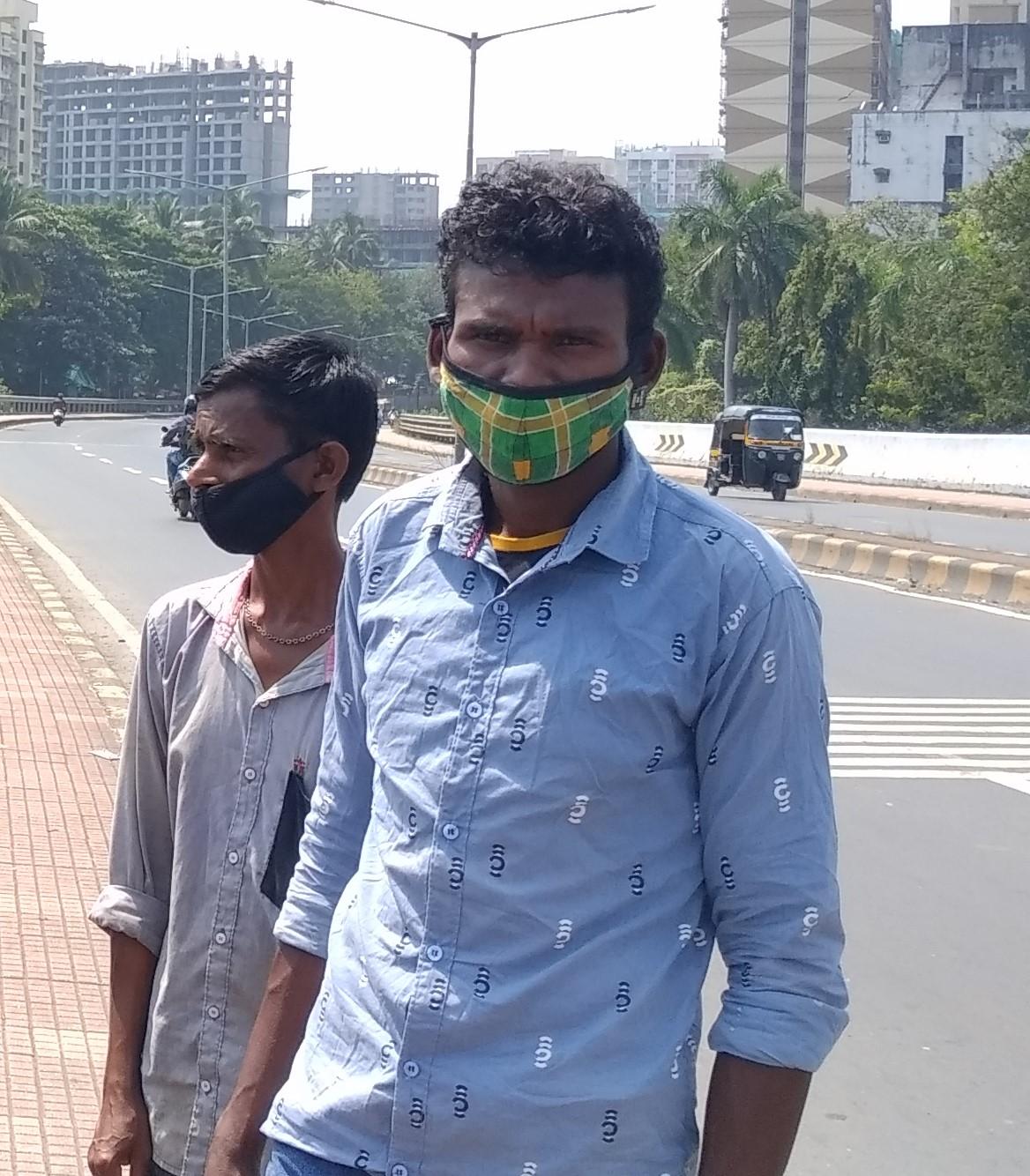 Labors in Mumbai