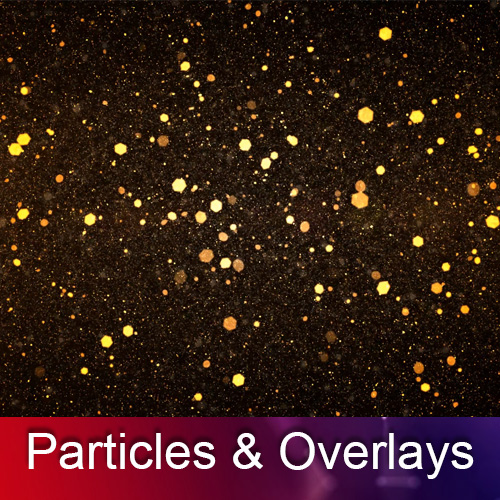 Particles & Overlays